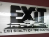 EXIT Realty Lobby Sign 002